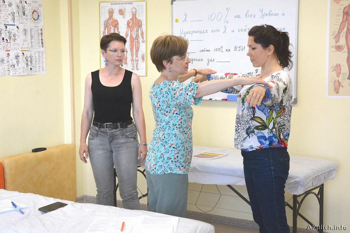 мышечное тестирование через посредника, дистанционная коррекция