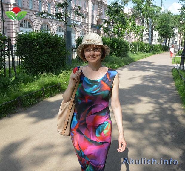 Елена Акулич кинезиолог